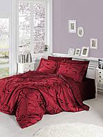 Постільна білизна First Choice - Satin Cotton - Calisto Red