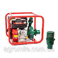 Мотопомпа бензиновая WEIMA WMQBL65-55 (высоконапорная для капельного полива, 25 куб.м/час), фото 2