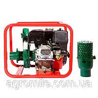 Мотопомпа бензиновая WEIMA WMQBL65-55 (высоконапорная для капельного полива, 25 куб.м/час), фото 3