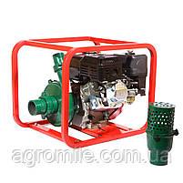 Мотопомпа бензиновая WEIMA WMQBL65-55 (высоконапорная для капельного полива, 25 куб.м/час), фото 5