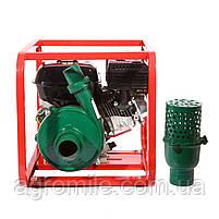Мотопомпа бензиновая WEIMA WMQBL65-55 (высоконапорная для капельного полива, 25 куб.м/час), фото 6