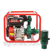 Мотопомпа бензиновая WEIMA WMQBL65-55 (высоконапорная для капельного полива, 25 куб.м/час), фото 7