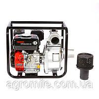 Мотопомпа бензинова WEIMA WMQGZ80-30 (80 мм, 60 куб. м/год), фото 3