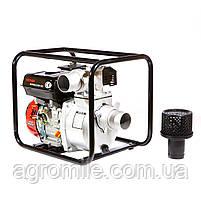 Мотопомпа бензинова WEIMA WMQGZ80-30 (80 мм, 60 куб. м/год), фото 4