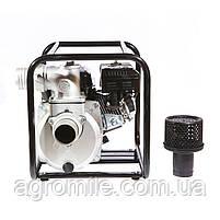 Мотопомпа бензинова WEIMA WMQGZ80-30 (80 мм, 60 куб. м/год), фото 5