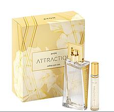 Avon Attraction for her Парфюмерный набор для женщин (60 мл)