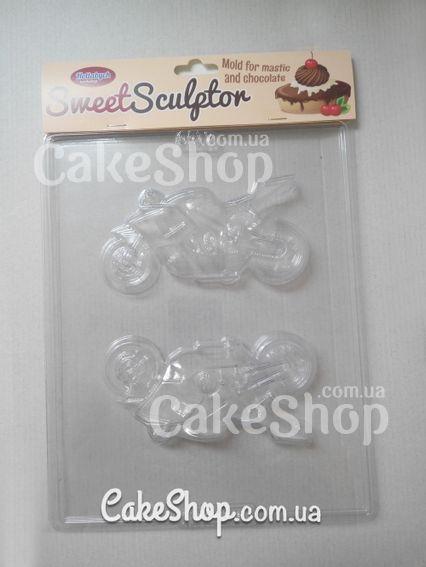 Форма для шоколаду Мотоцикл 1