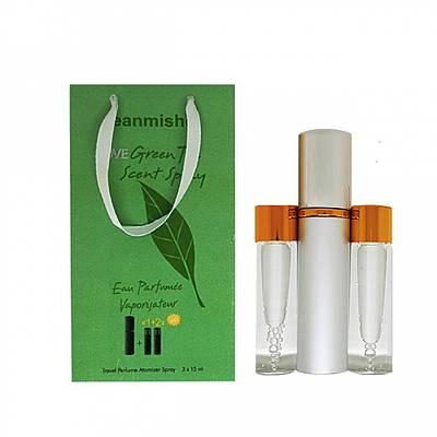Парфюм-спрей Jeanmishel Love Green Tea Scent Spray (35) 3 x 15 мл