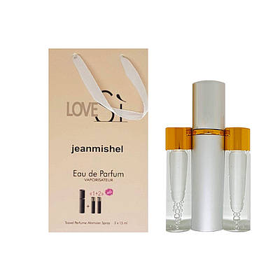 Парфум-спрей Jeanmishel Love Si (97) 3 x 15 мл