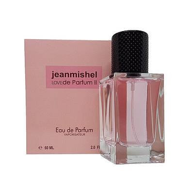 Парфюм-спрей JeanmishelLovedeParfumII(42)60 мл