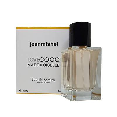 Парфюм-спрей JeanmishelLoveCoco Mademoiselle(15) 60 мл