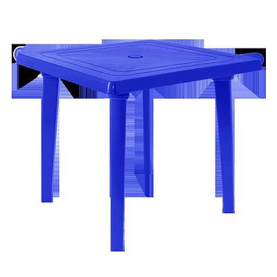 Стол квадратный Синий (18-100012-5)