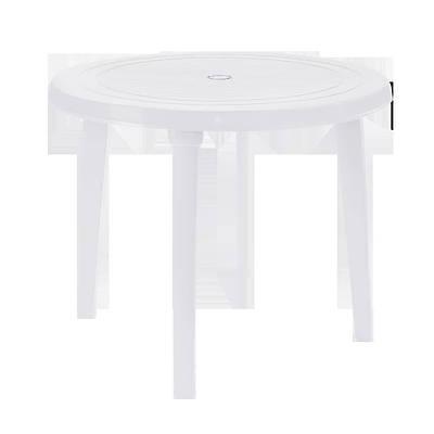 Стол круглый 90 см Белый (18-100011-1)