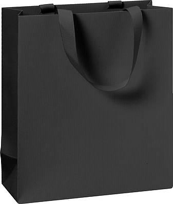 Пакет подарочный Stewo 18 х 8 х 21 cm Черный (2543782298)