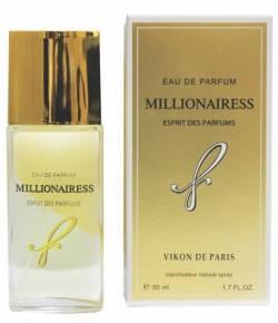 Парфюмированная вода Новая Заря Millionairess 50 мл (87925)