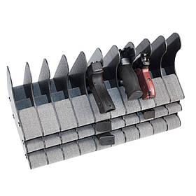 Подставка под 10 пистолетов и 20 магазинов ПЛУ10/20 (281/437/238)
