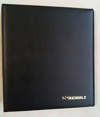 Альбом для монет Schulz 221 ячейка Черный (S5)