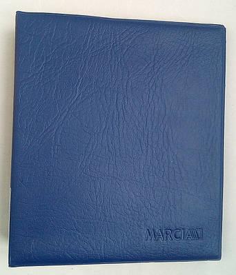 Альбом для монет в холдерах SCHULZ MINI 60 ячеек Синий (S25)