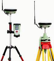GNSS приемник Leica Viva GS14 (база+ровер) + контроллер CS10