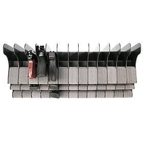 Подставка под 13 пистолетов и 26 магазинов ПЛУ13/26 (281/566/238)