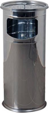 Напольная пепельница-урна Mertinoks 15 л 4513.2860I.430.0 Хром (5031)