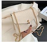 Глянцевая сумка женская, фото 5