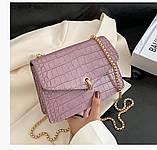 Глянцевая сумка женская, фото 9