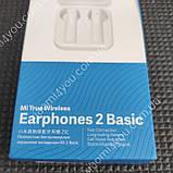 Xiaomi Mi Air 2 SE Global Беспроводные Сенсорные Наушники,(Earphones 2 Basic), фото 3