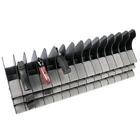 Подставка под 15 пистолетов и 30 магазинов ПЛУ15/30 (281/652/238)