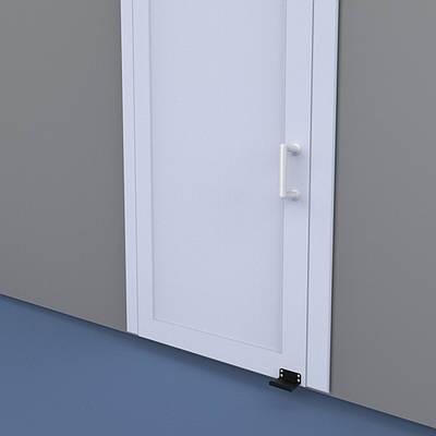 Устройство для открывания дверей Нержавеющая сталь (MAS40192)