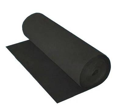 Спанбонд 30 гр/м2 рулон 0.6х100 м Черный (MAS40064)