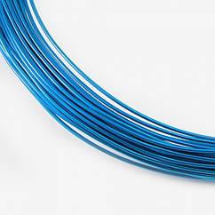 Алюминиевая Проволока 0.8мм/10м, Цвет: Голубой, Толщина 0.8мм, 10м/катушка, (УТ100005557)