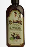 Шампунь Рецепты бабушки Агафьи тонизирующий на основе мыльного корня