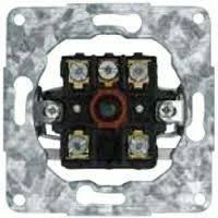 Механизм выключателя поворотного 2-полюсного для жалюзи 10А/230В, Polo