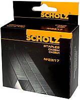 Набор скоб Scholz №23/17 10 упаковок по 1000 штук 4764 (4764 x 227204)