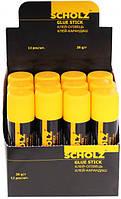 Набор клея-карандаша Scholz PVA основа 36г 12 шт 4603 (4603 x 226982)