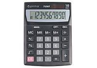 Калькулятор настольный 10розр Optima О75507 (O75507 x 193675)