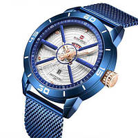 Naviforce NF9155 Blue-White, фото 1