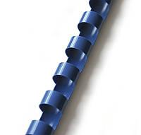 Пружина для переплета Пластиковые пружины Ф51, в упаковке 50 штук, D&A 1220201510 (1220201510506(синий) x