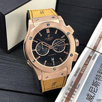 Hublot Classic Fusion Automatic Brown-Gold-Mate-Black, фото 1