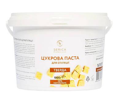 Сахарная паста для шугаринга Serica Твердая 1000г (LI10002)
