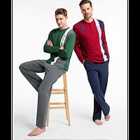 Домашняя одежда U.S. Polo Assn Пижама мужская (длин.рукав) 17132