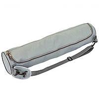 Чехол для йога коврика Yoga bag SP-Planeta FI-6876 Gray (KL00312)