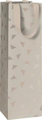 Пакет подарочный Stewo 11 х 10.5 х 36 cm Join Graphic grey (2546585165)