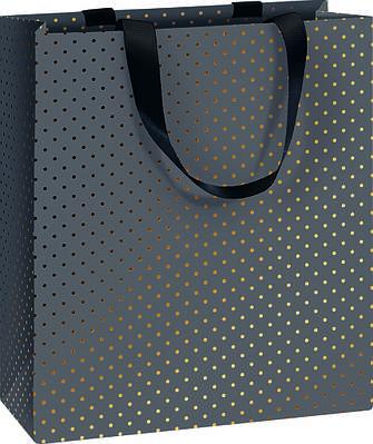 Пакет подарочный Stewo 18 х 8 х 21 cm Astor black (2543665170)