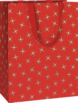 Пакет подарочный Stewo Adaria red  25 х 13 х 33 cm