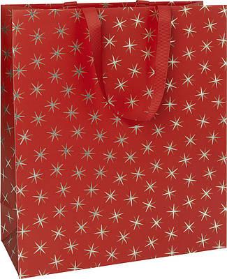Пакет подарочный Stewo Adaria red 34 x 14,5 x 40см