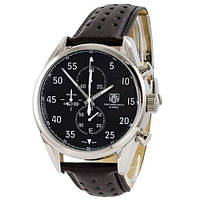 Tag Heuer Carrera 1887 SpaceX Chronograph Black-Silver