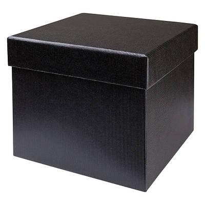 Коробка Stewo 10х 10х 10 см Черная (2551782296)