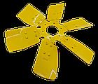 Вентилятор системы охлаждения Д-243, Д-245 металлический 6 лопастей 245-1308040, фото 2